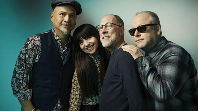 Pixies vystoupí ve Fóru Karlín