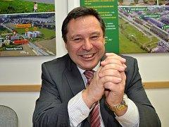 Evžen Korec, generální ředitel společnosti Ekospol.