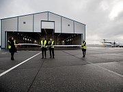 Společnost Czech Airlines Technics (CSAT) otevřela 19. listopadu 2018 v prostorách Letiště Václava Havla Praha nový hangár S pro kontrolu letadel v rámci tzv. traťové údržby. Při ní se provádí celková kontrola letadla i jeho jednotlivých částí, doplnění p