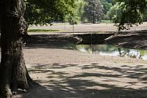 Rekonstrukce parku Stromovka