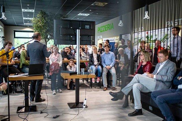 Developerský projekt Rohan City schválili radní Prahy 8.