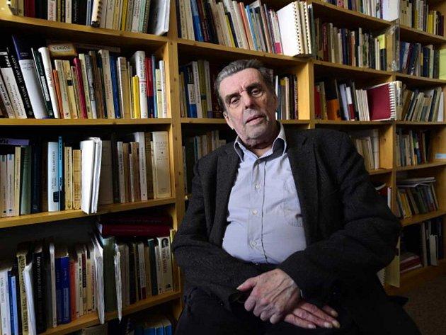 Filozof Tomáš Sokol.