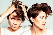 TEGAN AND SARA, jednovaječná dvojčata v kristových letech, patří k největším osobnostem kanadské nezávislé popové scény. V neděli poprvé přijíždějí do Česka, hrají v Roxy