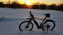 Lednová výzva Do práce na kole odstartovala v pondělí. Zatím se zaregistrovalo 2060 účastníků.