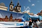 Volkswagen Maraton 2016 v Praze 8.května.