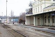 Modernizace železniční trati Praha – Kladno s odbočkou na Letiště Václava Havla.