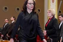 Primátorka Krnáčová a její náměstkyně Kolínská.