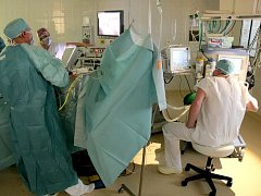 Lékaři. Ilustrační foto.