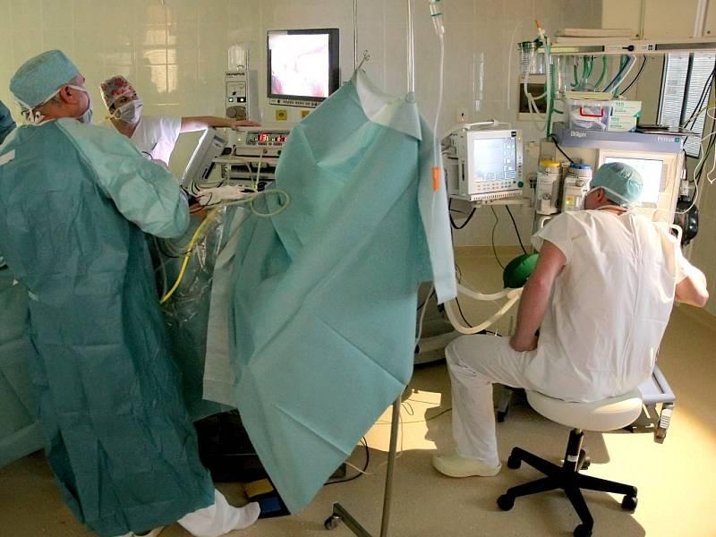 Češi lékaře vyhledávají, až když už se něco děje