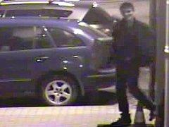 Muž podezřelý z vloupání do kanceláře v Korytné ulici v Praze 10.