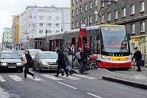 Tramvajová zastávka Biskupcova