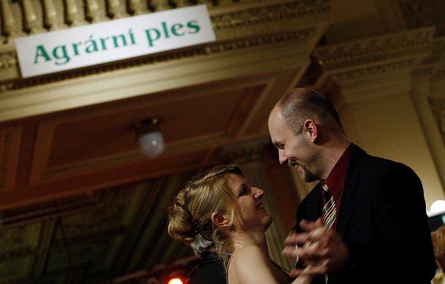 Agrární ples proběhl 6. února na pražském Žofíně.