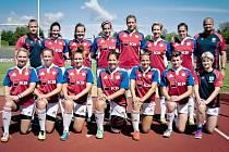ČESKÝ VÝBĚR pro mistrovství Evropy v Bergenu.
