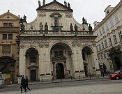 Kostel Nejsvětějšího Salvátora.