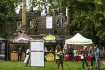 Festival United Islands of Prague v pátek 25. června 2021.