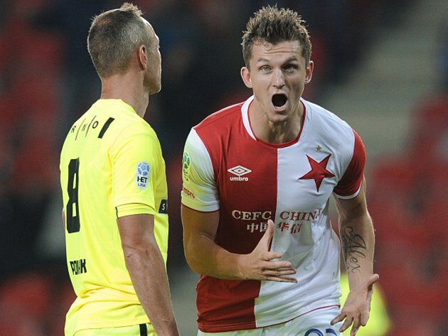 Z gólu se radoval Tomáš Necid.