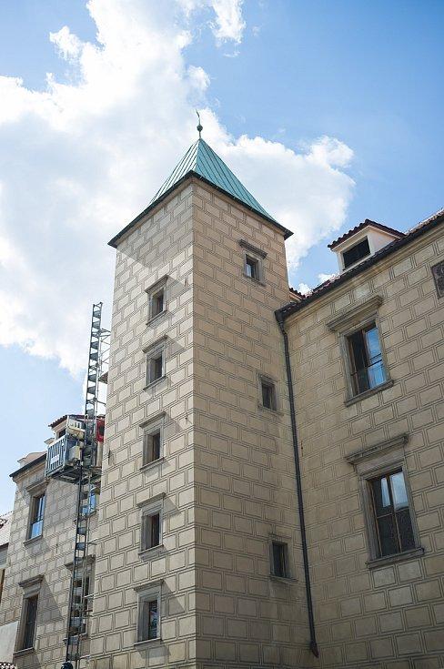 Praha neznámá, Pražský hrad, Nejvyšší purkrabství, 26.5.2017