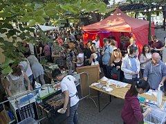 Finger Food Festival, Praha Stromovka.