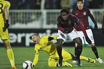 Tiémoko Konaté odehrál v Rostově pouze třicet minut. Po dvou zbytečných žlutých kartách uviděl červenou a v nejnevhodnější chvíli svůj tým oslabil.