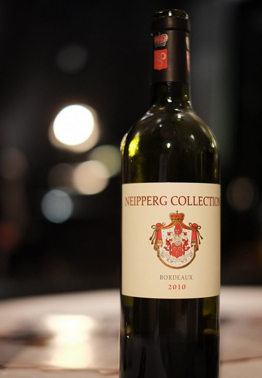 Společnost Merlot d'Or je partnerem soutěže a dováží do Čech vynikající vína z Francie.