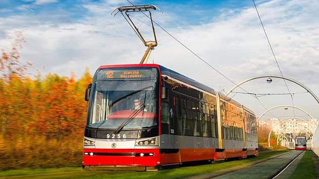 Rozvoj tramvajové dopravy v Praze