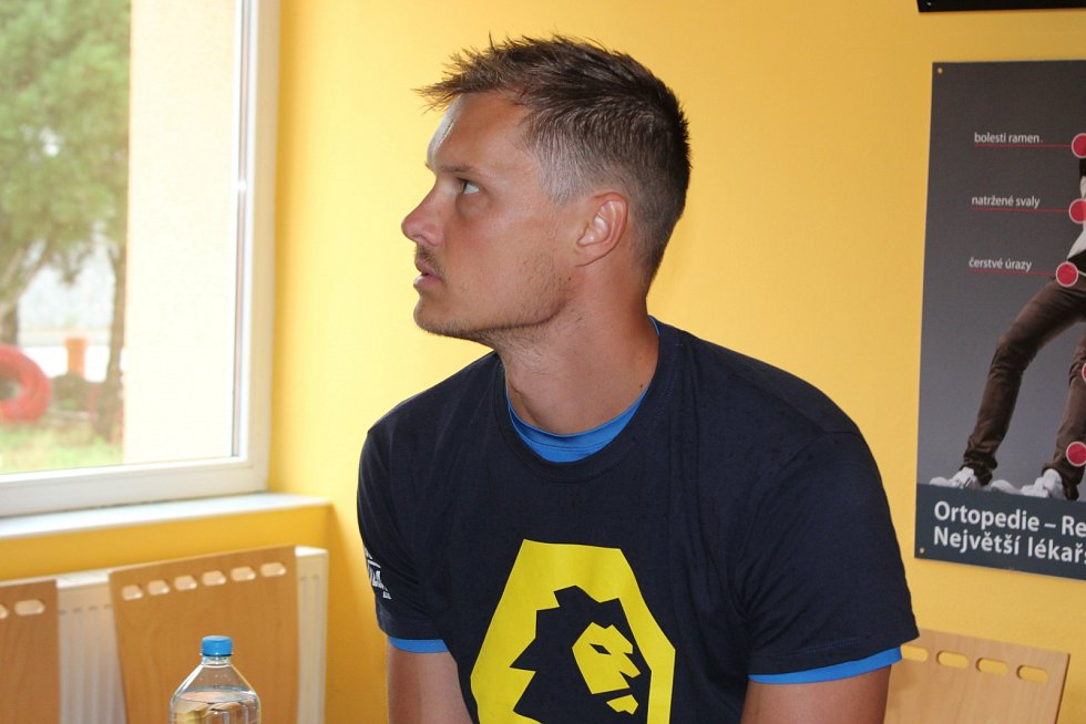 Volejbalisté celku Lvi Praha zahájili přípravu.