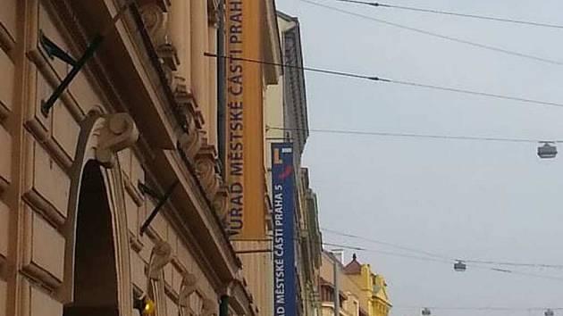 Úřad městské části Praha 5. Ilustrační foto.