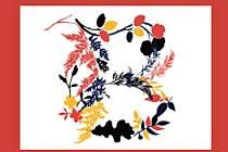 Pražská botanická zahrada vybrala nové logo. Vítězný návrh Studia Najbrt, velké písmeno B složené z listů, květin a větviček, odkazuje na tradici starých herbářů.