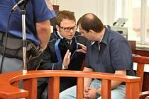 Eduard Klaga čelí obvinění z vraždy.