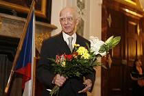 Profesor Špičák byl zvolen Rytířem na zasedání předsedů Čestných rad Okresních sdružení České lékařské komory a Čestné rady ČLK.