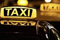 Taxi Praha. Ilustrační foto.