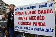 Poklidné akce v centru Prahy