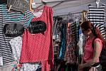 Další Dyzajn Market proběhl na piazzettě Národního divadla 26. května v Praze.