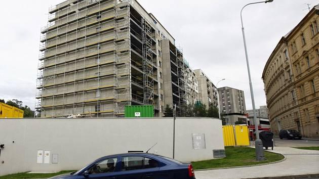 Bydlení v Lupáčově ulici na Žižkově. Ilustrační foto.