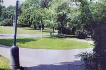 Studie parku Grébovka