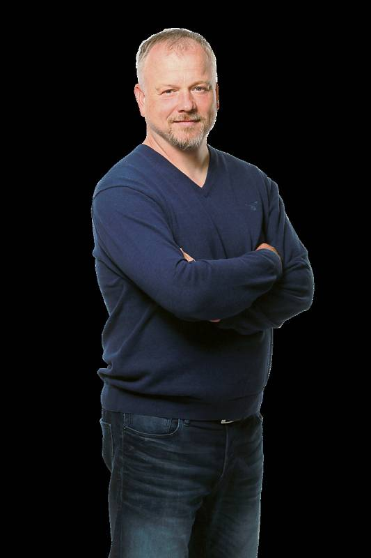 Robert Králíček, 44 let, poslanec PSP ČR, ANO.