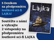 S Deníkem na předpremiéru loutkové sci-fi LAJKA!