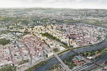 Vltavská filharmonie by měla být součástí připravované čtvrti Bubny-Zátory.