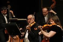 Koncert na podporu nadace Kolowrátek proběhl 31. března v pražském Stavovském divadle.
