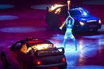 Show Top Gear Live 28. června v pražské O2 Areně.