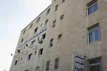 Jordánská nemocnice.