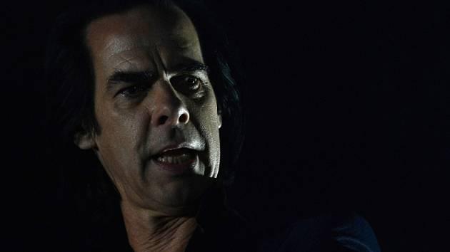 Australský zpěvák Nick Cave.