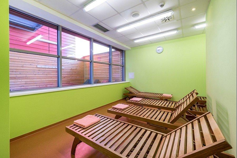 Aqucentrum Šutka. Wellness.