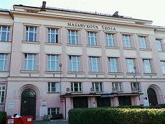 Základní škola T. G. Masaryka. Ilustrační foto.