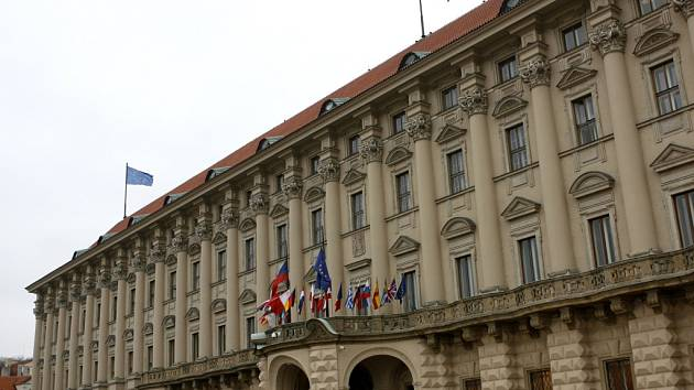 Černínský palác.