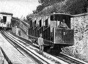Lanová dráha na Letnou byla v provozu od roku 1891 do roku 1916.