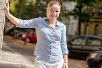 Patří k nejlepším florbalistkám u nás, pomáhá postiženým a daruje plazmu: Denisa Billá. Žena regionu 2011 za Prahu.
