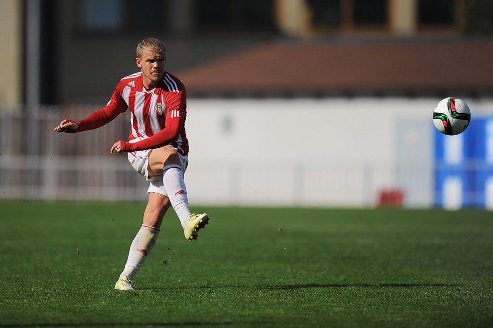 Viktoria Žižkov podlehla Štěchovicím 1:2.