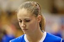 """""""JSEM TYPICKÝ BLÍŽENEC. Pohybuji se od flegmatika k cholerikovi,"""" říká o sobě volejbalistka Olympu Klára Vyklická."""