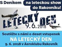 S Deníkem na leteckou show do Rakovníku!